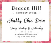 Shabby Chic Barn